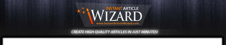Instant Article Wizard Crack
